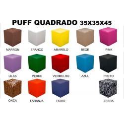Puffs - Quadrados