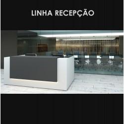 BALCÕES DE RECEPÇÃO OTTO - AMB.1