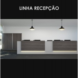 BALCÕES DE RECEPÇÃO OTTO - AMB.5