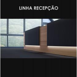 BALCÕES DE RECEPÇÃO OTTO - AMB.6