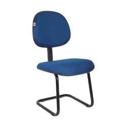 Ágata Cadeira Executiva Pé Contínuo