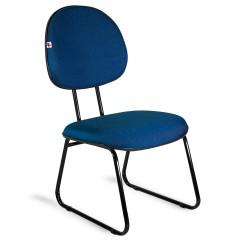 Ágata Cadeira Executiva Pé Sky
