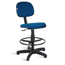 Ágata Cadeira Secretária Caixa Giratória