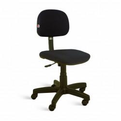 Cristal Cadeira Secretária Giratória