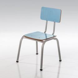 Cadeira Infantil Em Laminado Reto