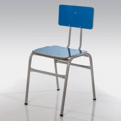 Cadeira Grande Em Laminado Reto
