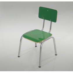 Cadeira Infantil Em Laminado Anatômico