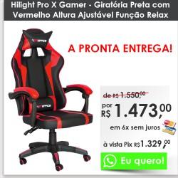 Hilight Pro X Gamer