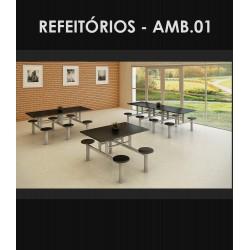 REFEITÓRIOS - AMB.01