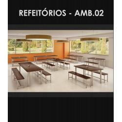 REFEITÓRIOS - AMB.02