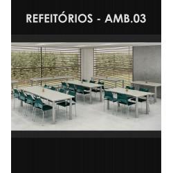 REFEITÓRIOS - AMB.03