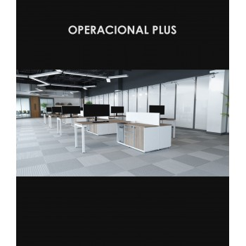 Linha Operacional Plus - Ambiente 3