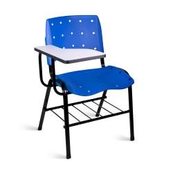 Luísa Cadeira Plástica Universitária Pé Palito